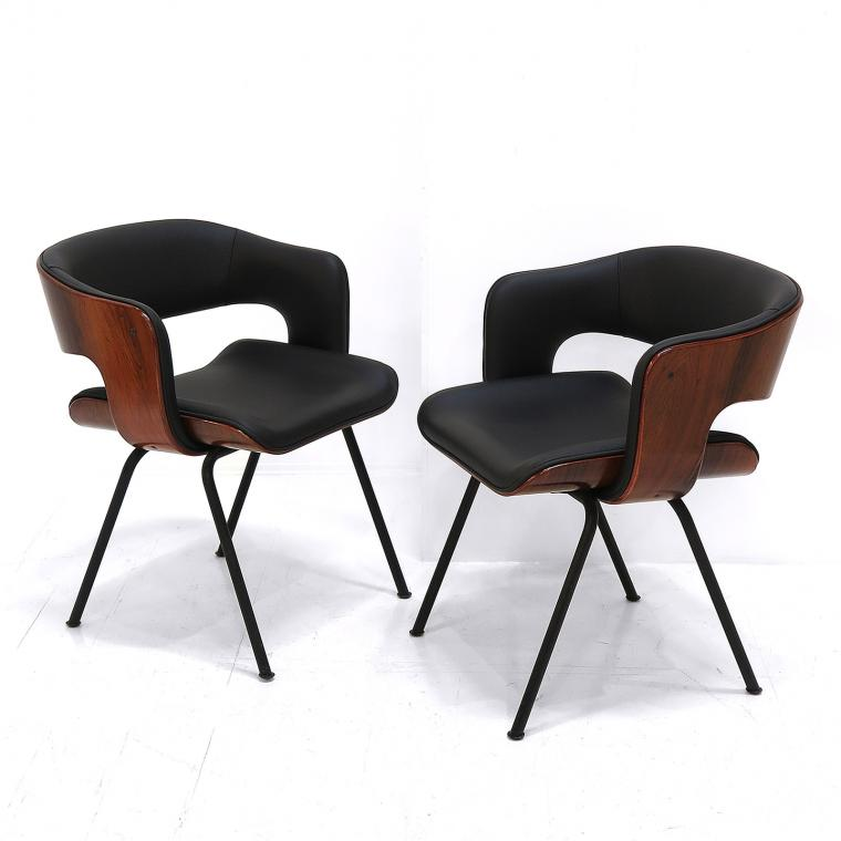 Side Chairs by Arflex