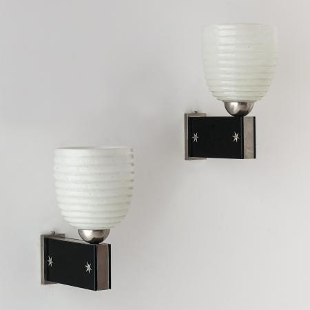 Italian Art Deco Sconces