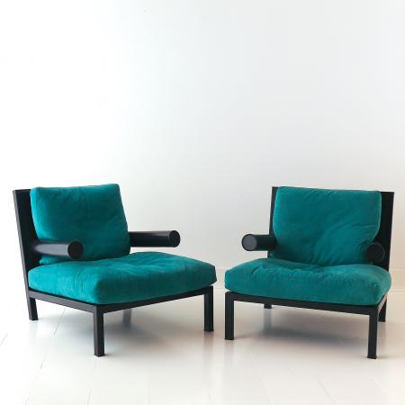 Lounge Chairs by Antonio Citterio