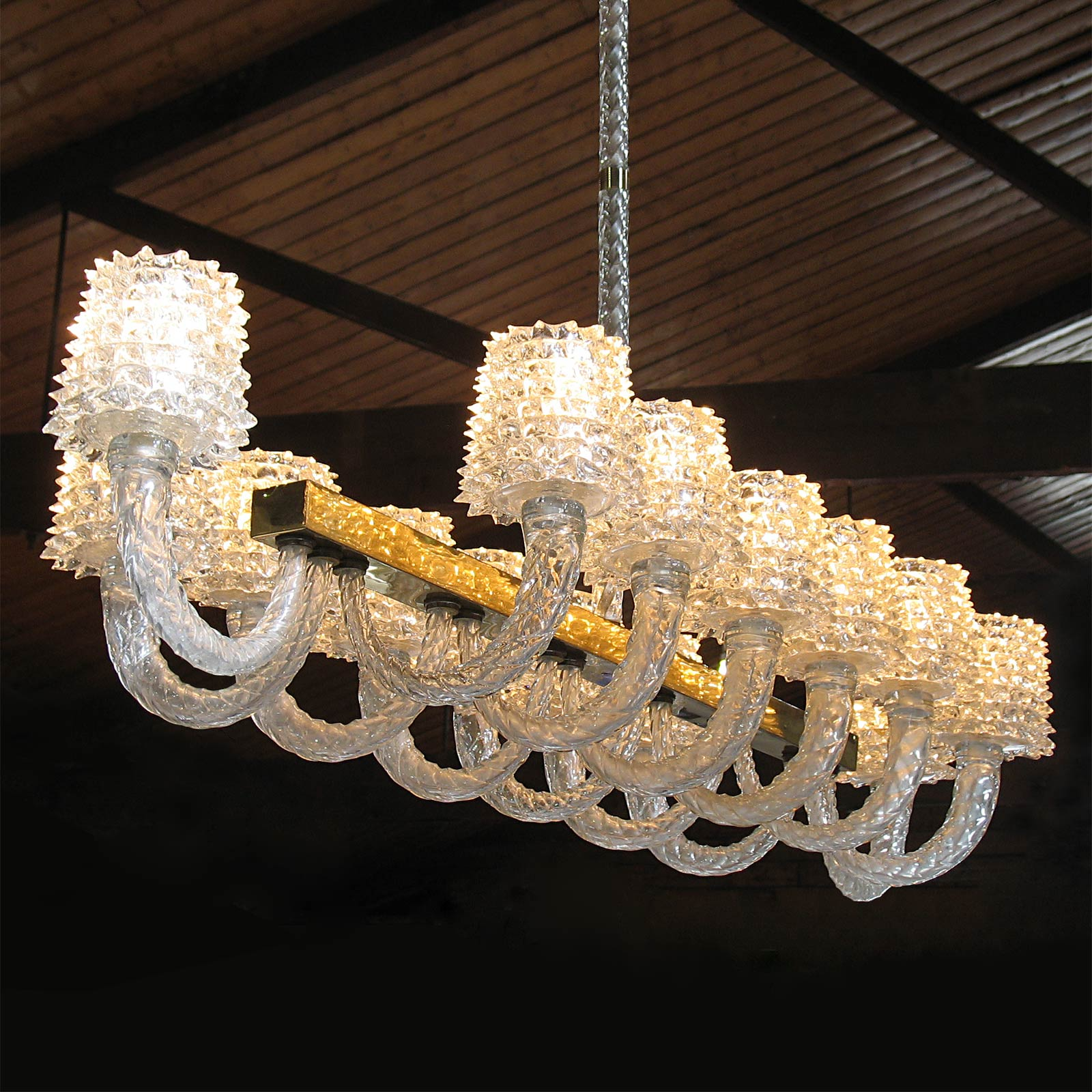 Barovier Rostrato Chandelier Large 1