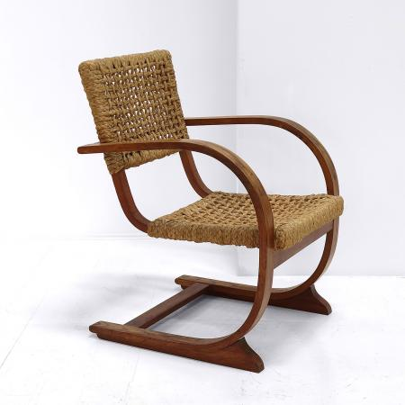 Lounge Chair by Bas van Pelt