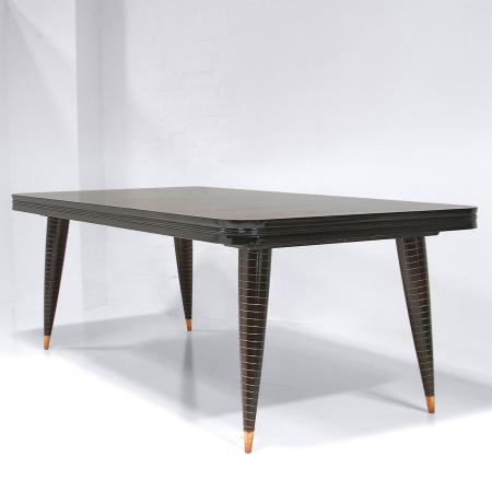 Rosewood Dining Table by Borsani