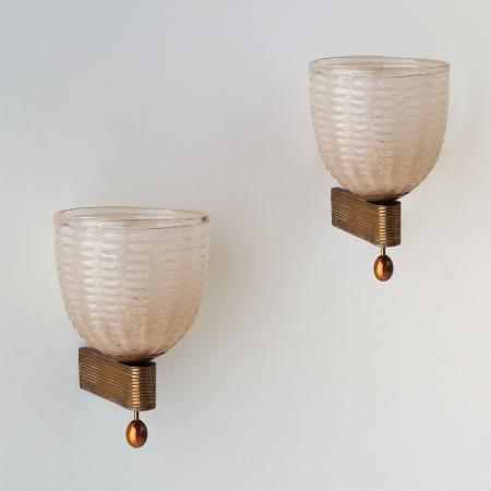 Sconces by Carlo Scarpa