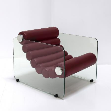 Lounge Chair by Fabio Lenci