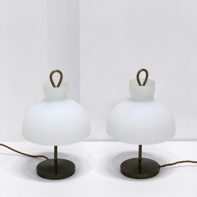 Table Lamps by Ignazio Gardella