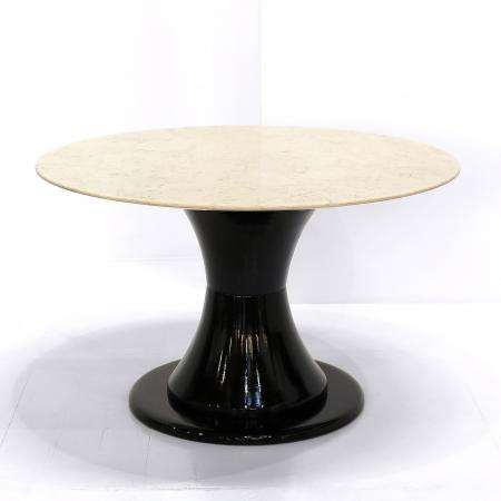 Italian Hourglass Dining Table