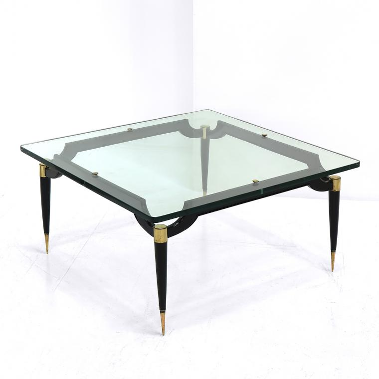 Italian Modernist Coffee Table