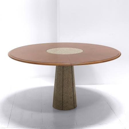Italian Granite Dining Table