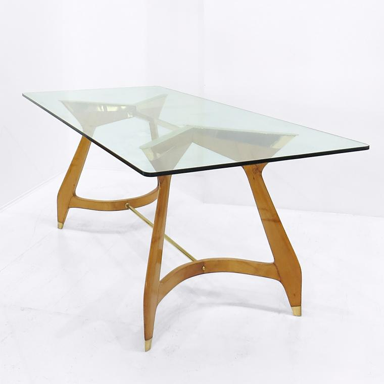 Italian Sculptural Table / Desk