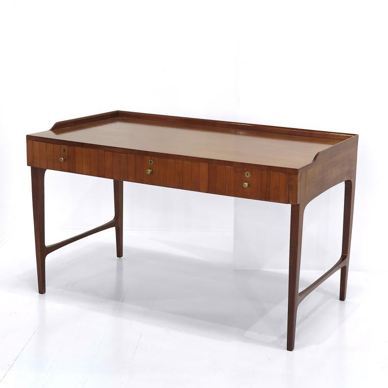Italian Fruitwood Desk