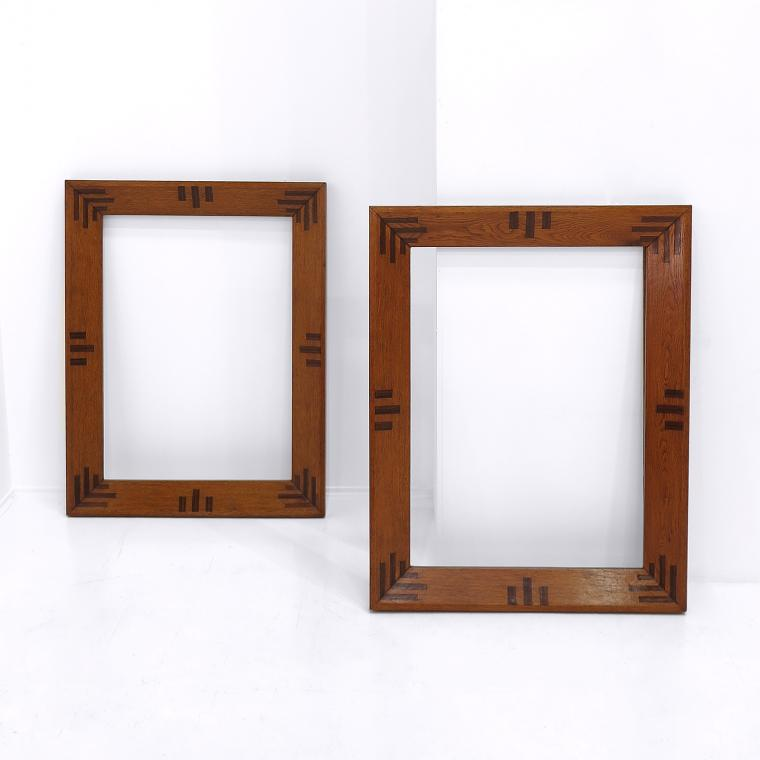 Pair of Liberty Picture Frames