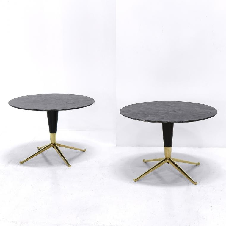 Melchiorre Bega Side Tables
