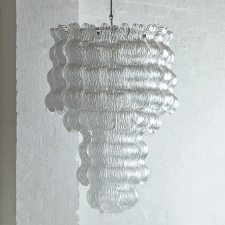 Monumental Chandelier by Barovier