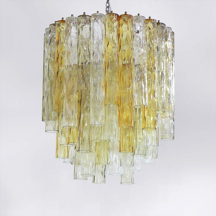 Monumental Chandelier by Venini
