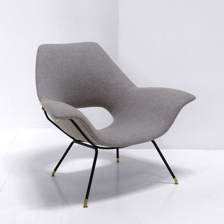 Lounge Chair by Saporiti