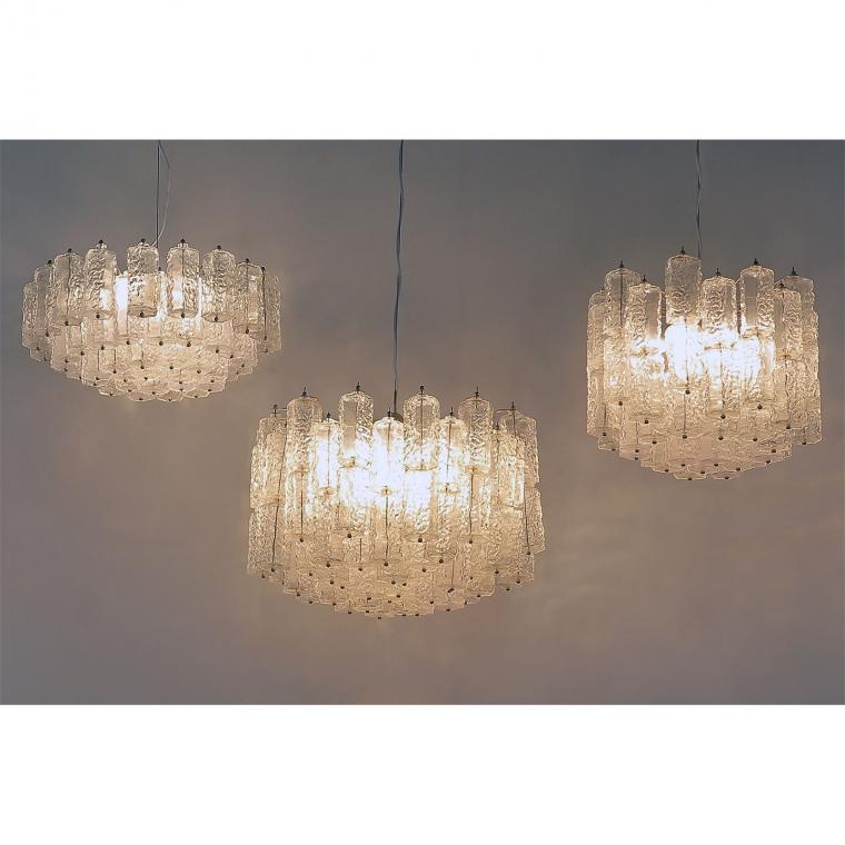 Chandeliers by Venini