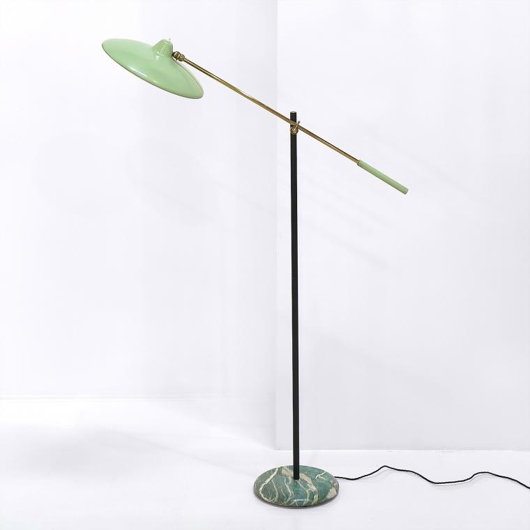 Floor Lamp by Stilnovo
