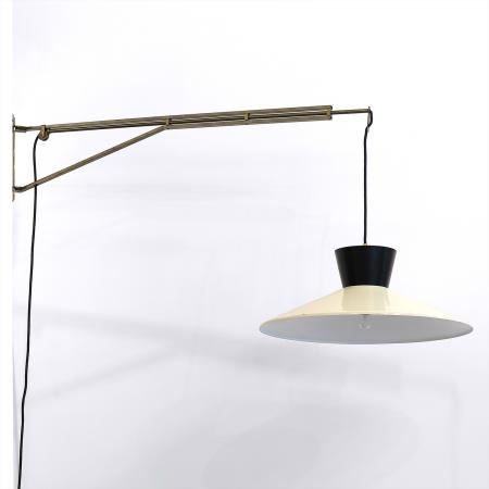 Telescopic Wall Lamp by Stilnovo