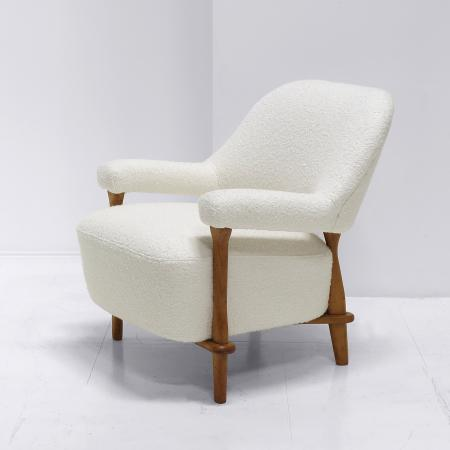 Armchair by Theo Ruth