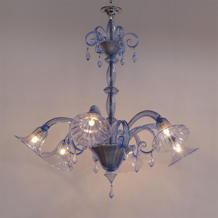 Lighting nicholas alistair chandelier by venini aloadofball Choice Image
