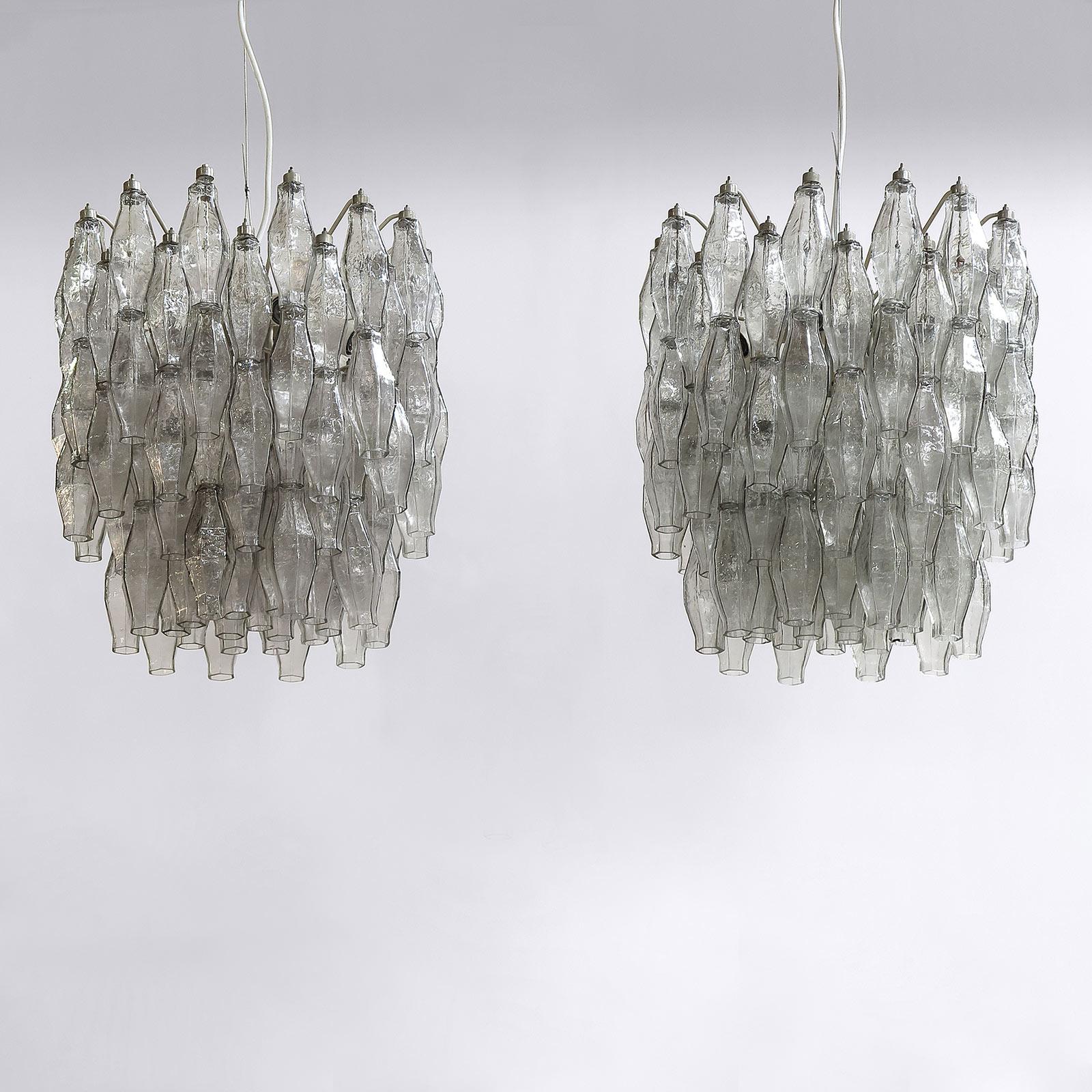 Poliedri chandeliers by venini nicholas alistair poliedri chandeliers by venini aloadofball Image collections