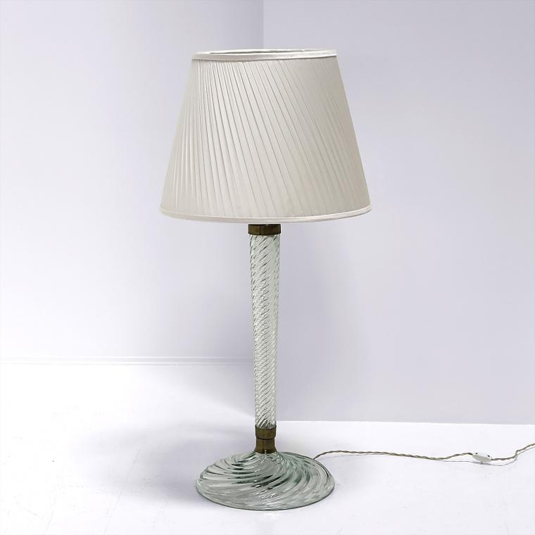 Table Lamp by Venini