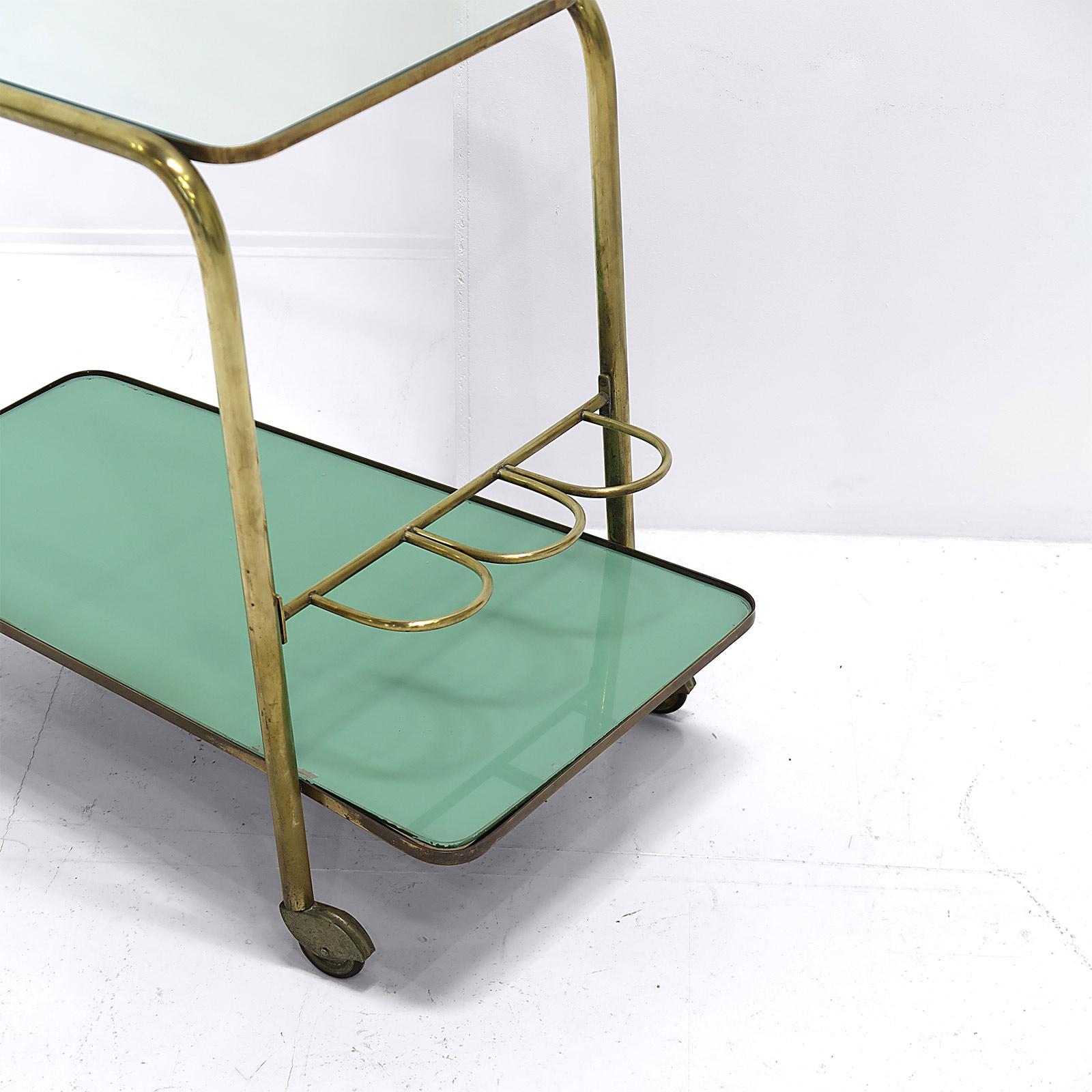 regency moderne bar cart nicholas alistair. Black Bedroom Furniture Sets. Home Design Ideas